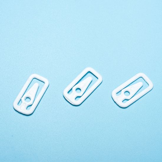 Wholesale Plastic Square Dress Packing Clip (CD019-2)