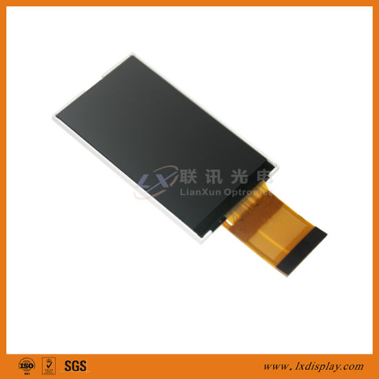 High Luminance Super Performance 2.7inch 960*240 TFT LCD Module pictures & photos