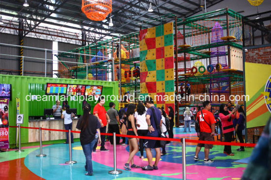 Top Quality Hot Sale Indoor Trampoline Park Play Centre for Children pictures & photos
