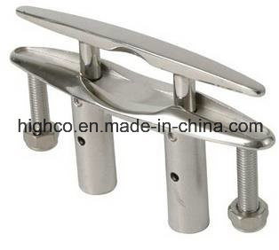 Stainless Steel Marine Deck Pop up Cleat / Marine Parts
