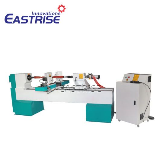 Looking for Agent! ! ! 300X1500mm CNC Wood Lathe with Engraving Carving Spindle