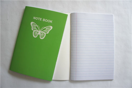 Similar Products Cheap Stitched Recycled Paper Notebook in Bulk pictures & photos