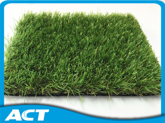 40mm Natural Looking Landscaping Artificial Grass Garden Turf Lawn L40 pictures & photos