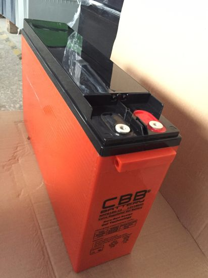 180ah 12V Front Terminal Battery/ Accumulators Telecom Battery pictures & photos