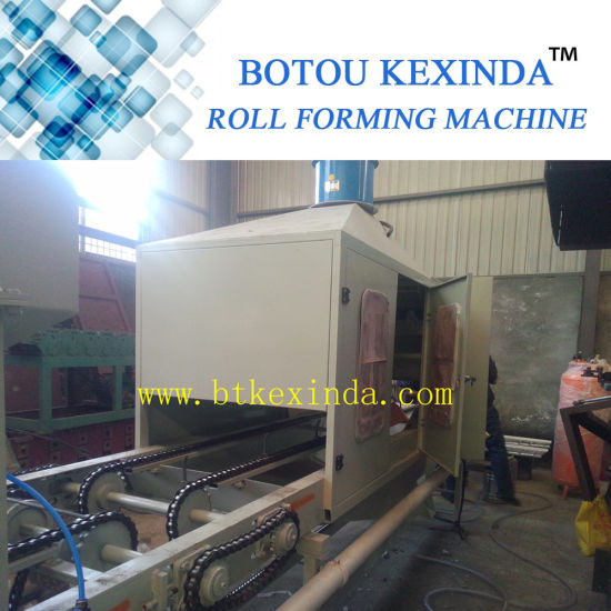 Stone Coated Metal Roof Tile Making Machine pictures & photos