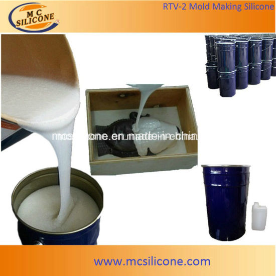 Mould Making Liquid Silicone RTV2 Rubber pictures & photos