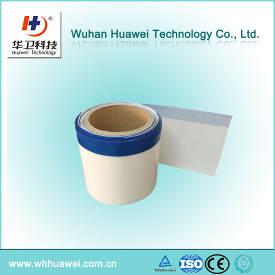Medical Raw Material Series PE Transparent Film. PE Film Can Be Used for Band Aid. PE Film for Surgical Wound Dressing