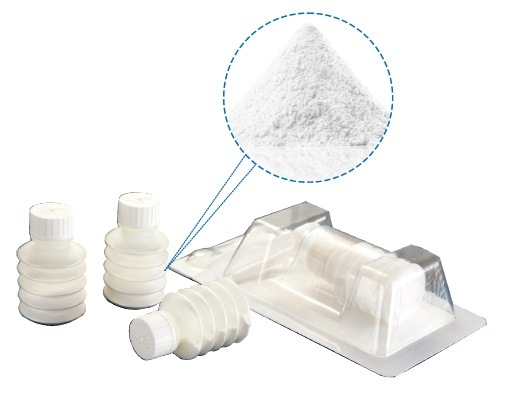 Absorbable Hemostatic Powder for Surgical Surgery pictures & photos