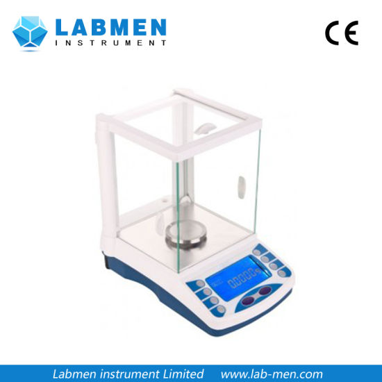 Electronic Analytical Balance with RS232c Interface pictures & photos