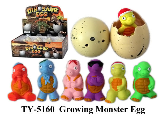 Funny Growing Dinosaur Egg Toy pictures & photos