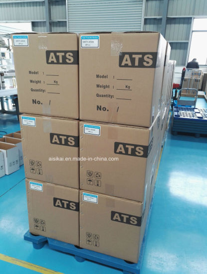 63A 3poles Family Transfer Switch pictures & photos