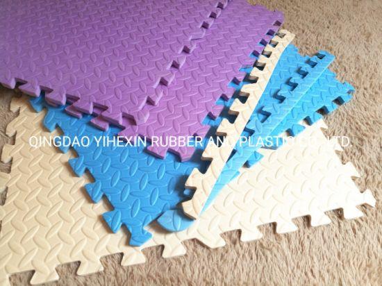 Non-Slip EVA Foam Sheets Flooring Mats Taekwondo Judo Boxing Mats