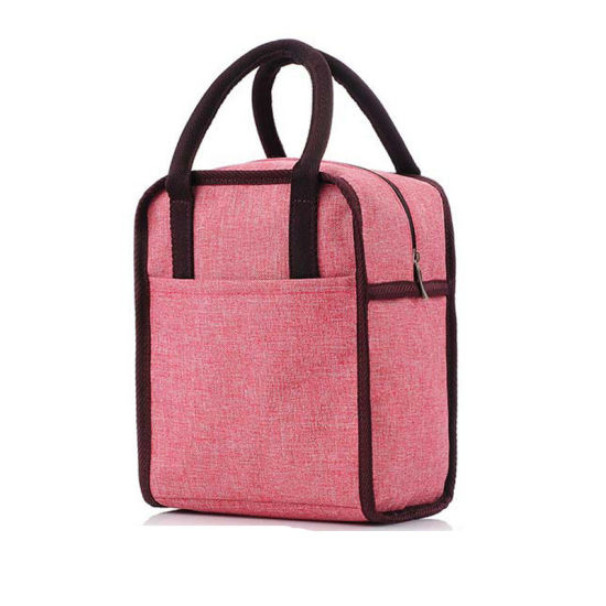 Wholesale Durable Student Kids Cute Insulated Tote Cooler Lunch Bag pictures & photos