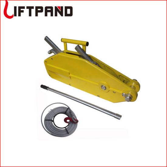 Building Machine Wire Rope Tool Hoist in Lever