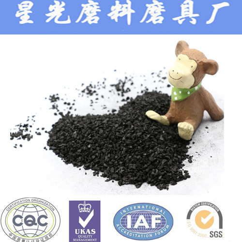 85%Min Anthracite Filter Media for Water Treatment
