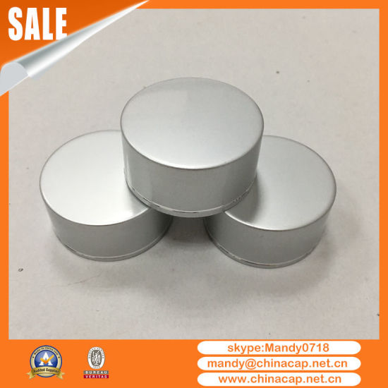 Hot Sale Printed Colorful Aluminum Cap for Storage Jar pictures & photos