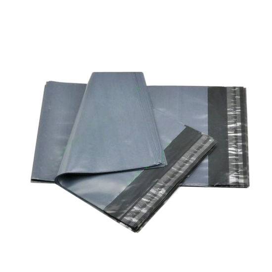 Cheap Recycled Grey Mailing Bags with Strong Seals pictures & photos