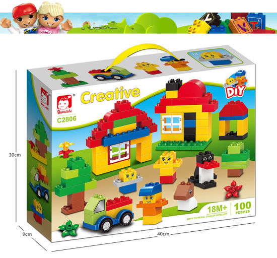 Creative Baby Children Colorful Blocks Toy pictures & photos