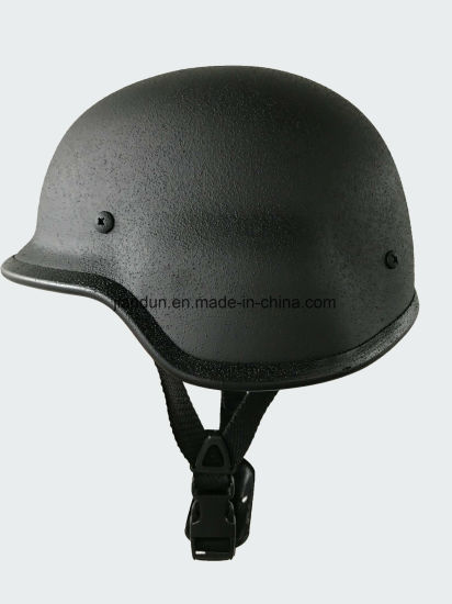 Fly Racing 9MM Half Helmet Gloss Black Medium German Army Motorcycle