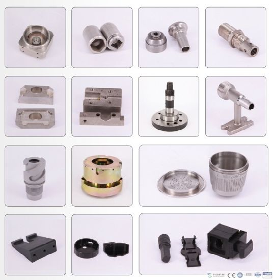 OEM Customized CNC Machining and CNC Turning Parts pictures & photos