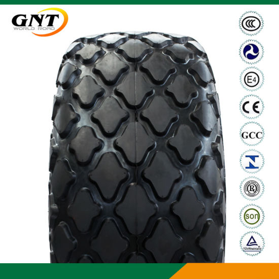 Radial Tyre Industrial OTR Tire Compactor Tyre 23.1-26
