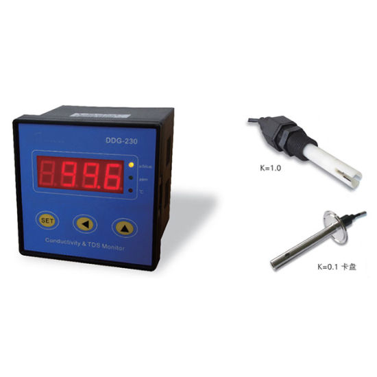TDS Conductivity Monitor TDS Meter Ddg-230