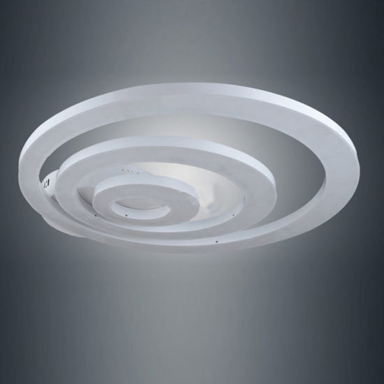 Simple Modern Circle Led Ceiling Light For Living Room Bedsroom China Ceiling Lights Led Lighting Made In China Com