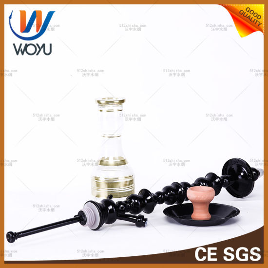 Stainless Steel Waterpipes Shisha Nargile Tobacco Smoke Hookah pictures & photos