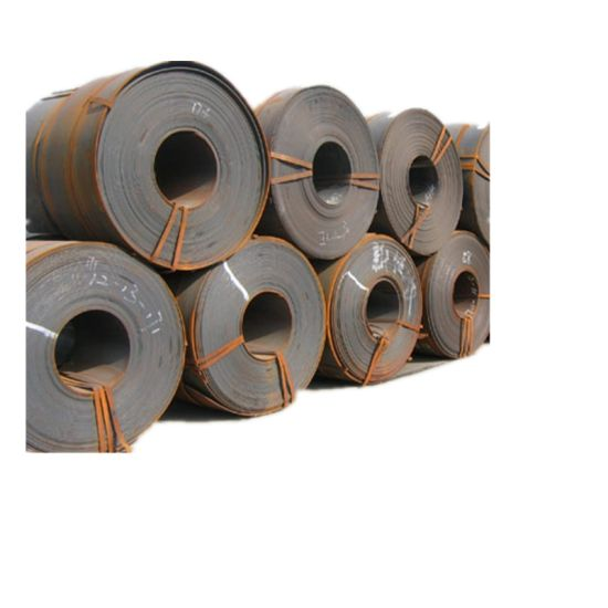 High Quality Q235 Mild Low Carbon Hot Rolled Steel Coil