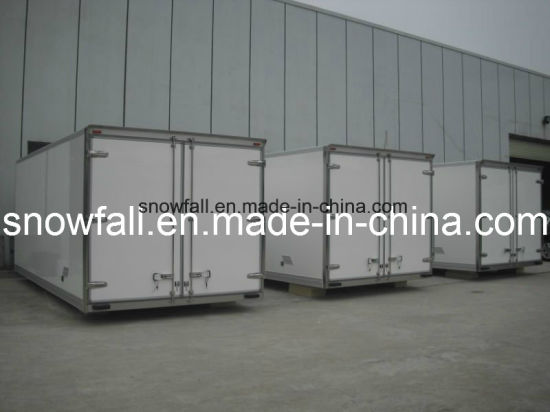 Fiberglass Refrigerated Truck Body Box