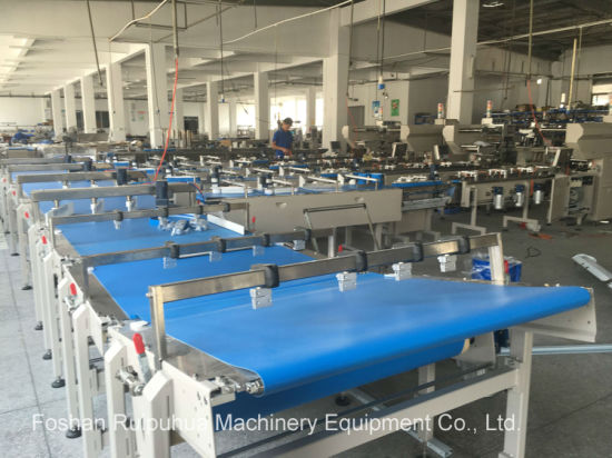 Wafer/ Single Wafer/ Family Wafer Automatic Package Machine pictures & photos