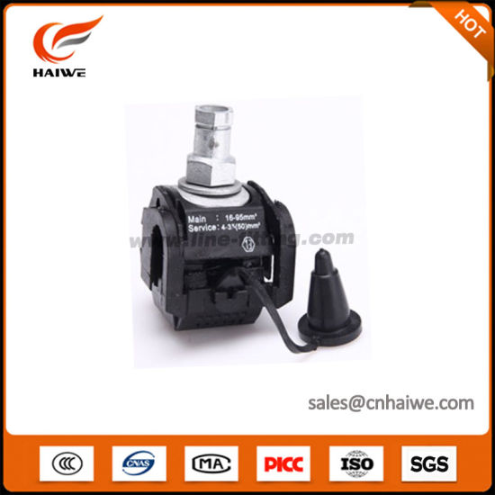China Electrical Low Voltage Cable Insulated Tap Clamp Insulation ...