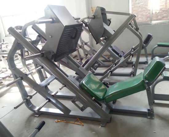 Ce Certificated Nautilus Gym Equipment / Shoulder Press (SN03) pictures & photos