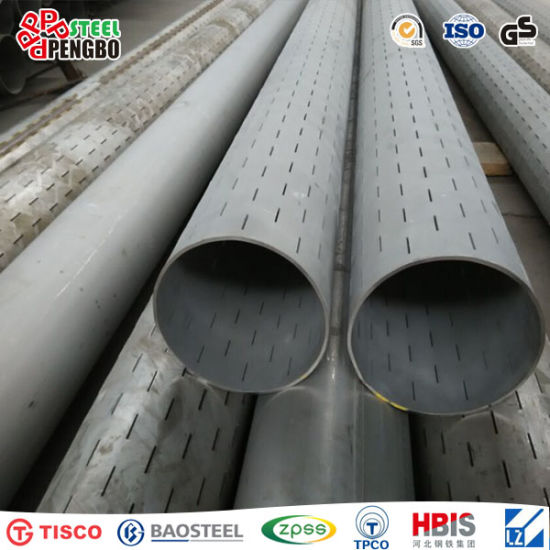 ASTM A511 Tp321h Seamless Stainless Steel Pipe/Tube Factory pictures & photos