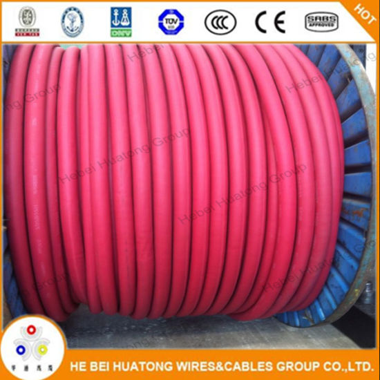 Rubber Insulation and Sheathed Mining Usage Fleixble Rubber Cable pictures & photos