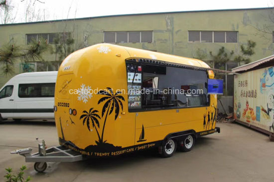 New Design, Customized Concession Trailer, Mobile Food Trailer pictures & photos