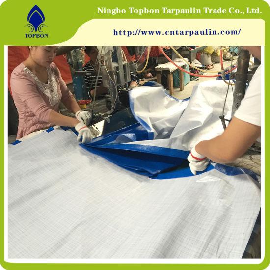 Woven Material PE Tarpaulin Waterproof Fabric Car Cover