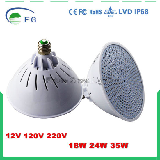 China 12v 120v Color Changing 35w Replacement Led Swimming Pool