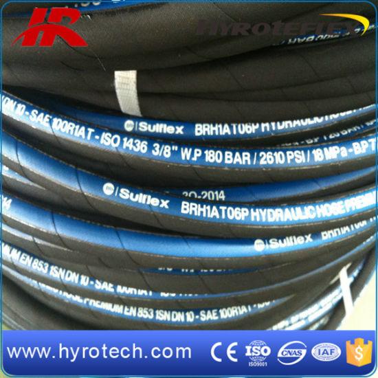 High Pressure Rubber Hose SAE 100r1at