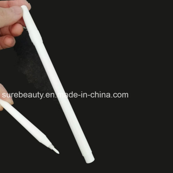 Microblades White Ink Surgical Marker Pen for Skin Marker