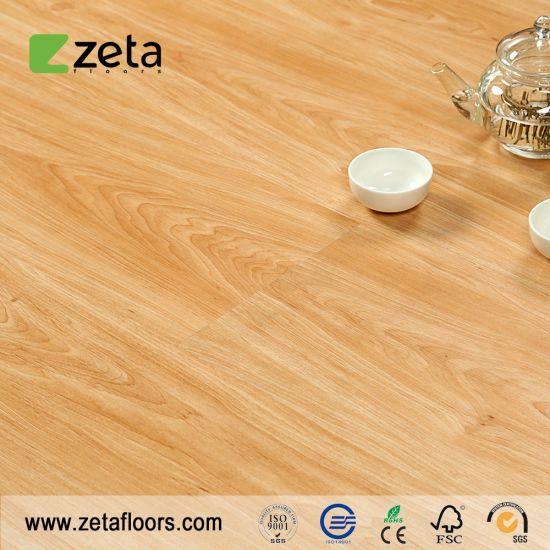 China No Formaldehyde High Density Indoor Wpc Vinyl Engineered