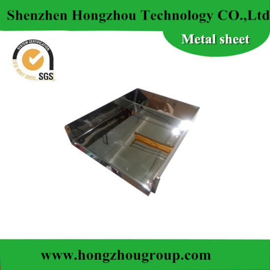Precision Stainless Steel Sheet Metal Fabrication