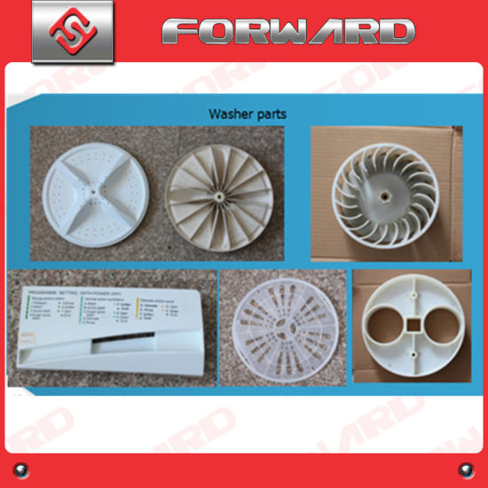 High Quality OEM Washing Plastic Molding Manufacture Washer Parts