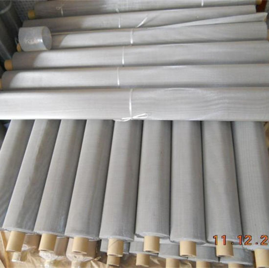 SUS 316 304 Stainless Steel Wire Mesh/Stainless Steel Mesh /Filter Mesh pictures & photos