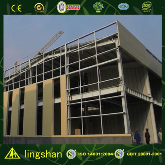 Steel Structure School Building pictures & photos