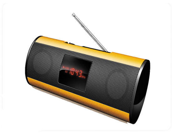 Portable Speaker USB Radio, OEM Orders Are Accepted pictures & photos