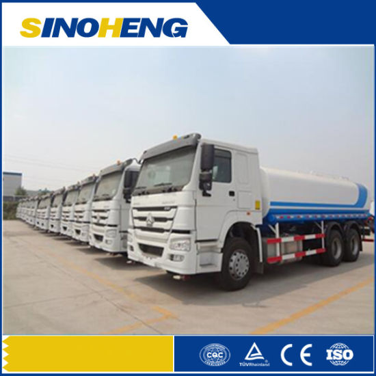 Sinotruk 20m3 Water Tanker Truck 15000L pictures & photos