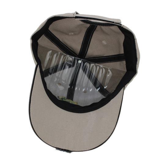 eac47b33f40d7 China Custom LED Light Baseball Cap Hat with Light in Brim - China ...