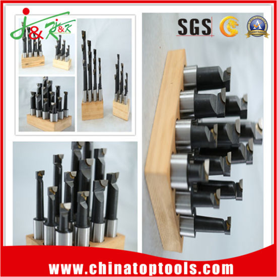 Selling 12PCS/Set Wooden Stand Gobalt HSS Boring Bars