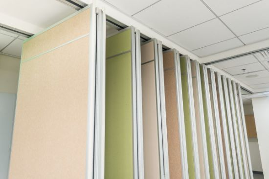 Acoustic Mobile Walls for Hotel for Office pictures & photos